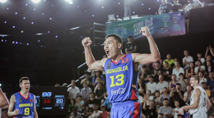 Pools announced for FIBA 3x3 Asia Cup 2019
