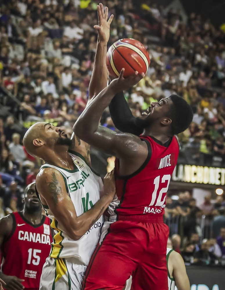canada fiba basketball world cup 2019 americas qualifiers 2019