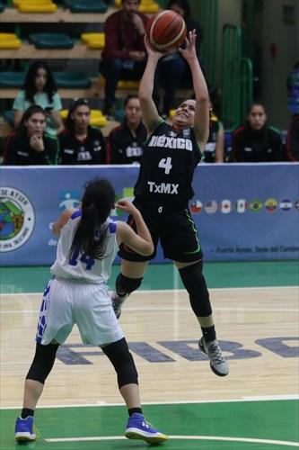 4 Evelyn Quiroz (MEX)