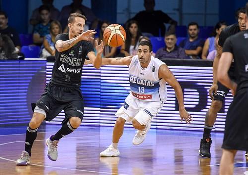 13 Paolo Quinteros (ARG)