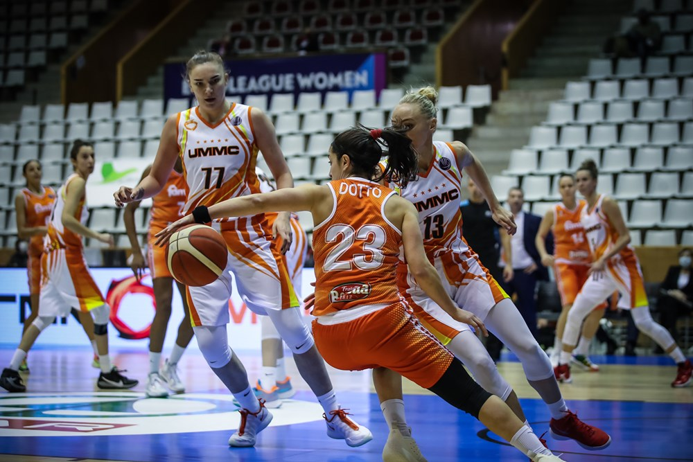 EuroLeague Women: Schio sconfitta all'esordio da Ekaterinburg
