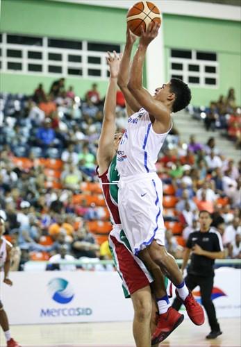15 Antonio Bonilla Jr (DOM)