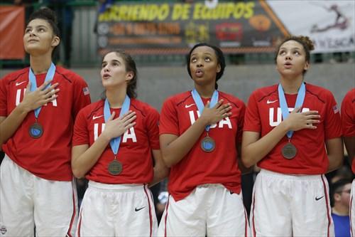 USA Gold Medal