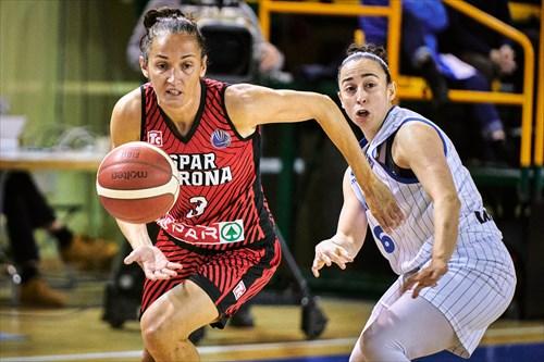 6 Silvia Dominguez (AVEN), 3 Laia Palau (GIRO)