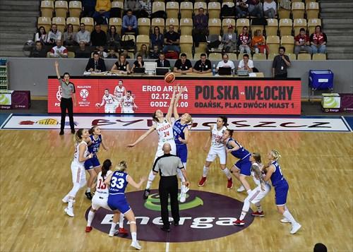 20 Magdalena Szajtauer (POL), 33 Rosemary Rits (EST), 3 Angelika Stankiewicz (POL)