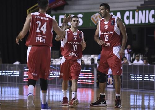 15 Claudio Charquero (WEL), 24 Cristian Modernell (WEL), 10 Matias De Gouveia (WEL)