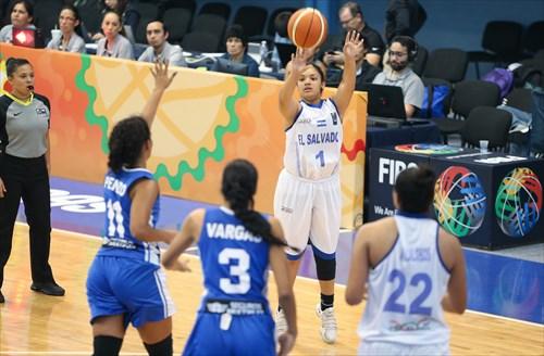 1 Alexis Rodriguez (ESA)
