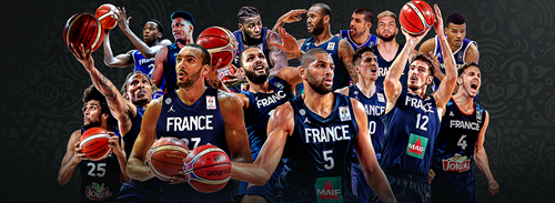 Batum, Gobert, De Colo and Fournier named in France's 15-man preliminary squad ahead of World Cup