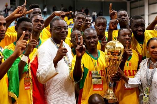 Jean - Claude Sidibé - President of Mali Basketball Federation