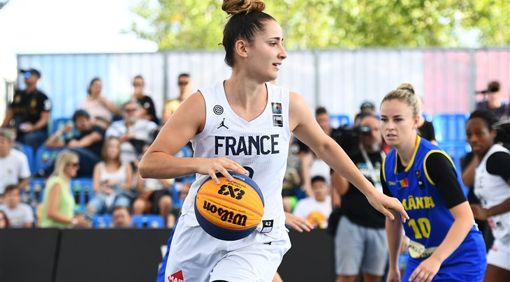 Knock-out rounds brackets confirmed at FIBA 3x3 U23 Nations League Final