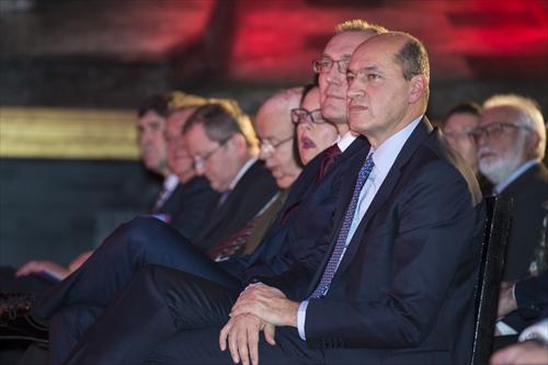 FIBA Europe President Turgay Demirel