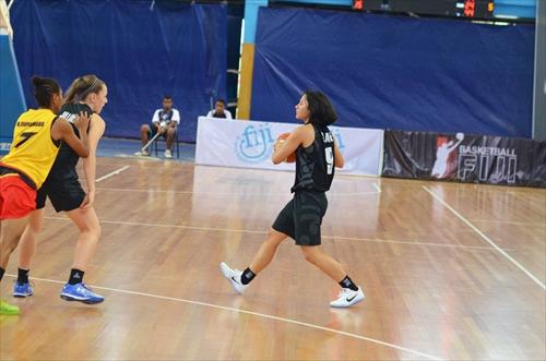 7 Normalisa Michelle Dobunaba (PNG), 5 Nicole Samantha Ruske (NZL)