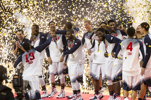 Gold medalists (USA)