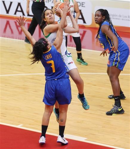 8 Andrea Gonzalez (GUA)