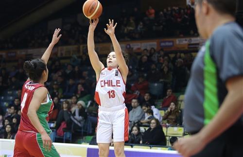 13 Josefina Cortes (CHI)