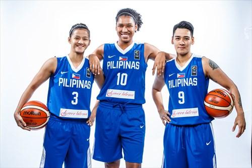 9 Allana May Lim (PHI), 10 Jack Danielle Animam (PHI), 3 Afril Bernardino (PHI)