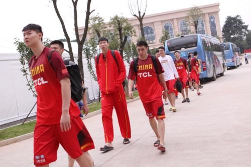 14 Zhelin WANG (China); 15 Qi ZHOU (China); 7 Tailong ZHAO (China)