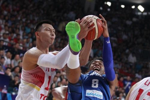11 Jianlian Yi (CHN), 8 Calvin Abueva (PHI), 11 Jianlian YI (China)
