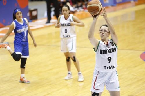 9 Fernanda Tress (MEX)
