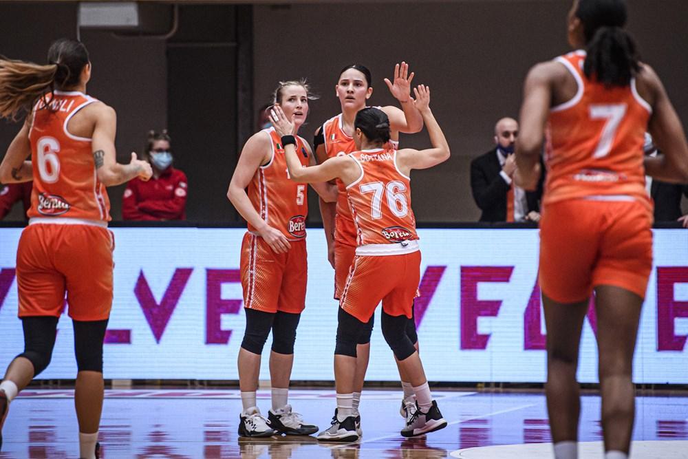 """EuroLeague Women: Schio supera Riga nel secondo match della """"bolla"""""""