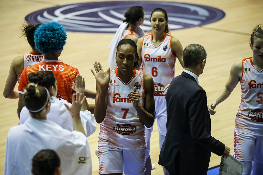 EuroLeague Women: pronto riscatto per Schio, sconfitto il TTT Riga