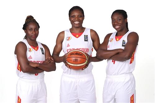 Ramses LONLACK, Monique NGO NDJOCK & Brittany STARLING (Cameroon)