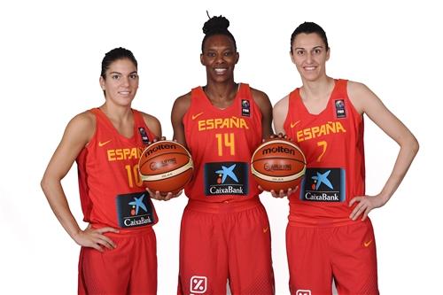 Marta XARGAY, Sancho LYTTLE & Alba TORRENS (Spain)