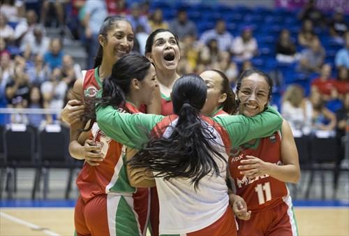 Mexico Celebrates Bronze Medal