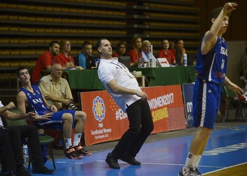 Daniel Reuben Gutt (ISR), Russia v Israel, Final