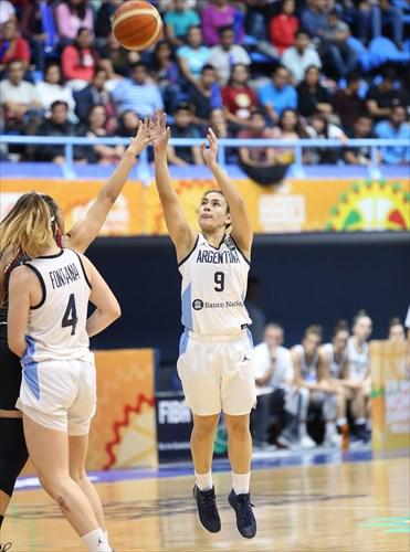9 Sofia Acevedo (ARG)