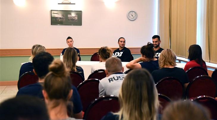 Star players share lifetime 3x3 experience with FIBA 3x3 U23 Nations League finalists