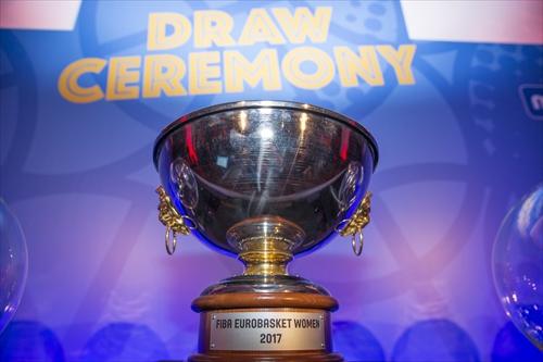 FIBA EuroBasket Women 2017 Trophy