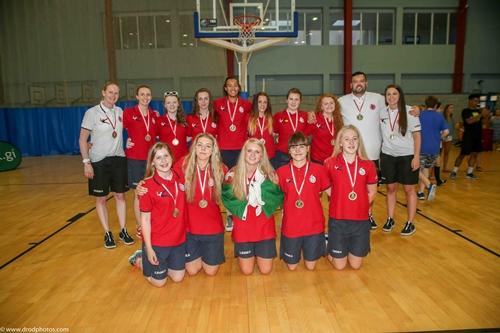 FIBA U18 Women's European Championship Division C 2015