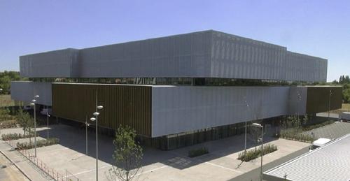 Salle métropolitaine de La Trocardière, Nantes Métropole