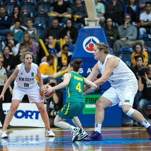 4. Natalie  HURST (Australia)
