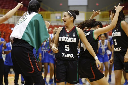 Mexico wins gold medal