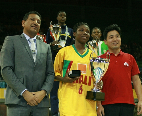 All Star Five, Rokia DOUMBIA (Mali)