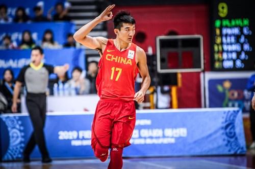 17 Minghui Sun (CHN)