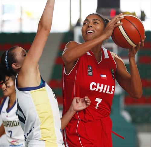 7 Ziomara Morrison (CHI)