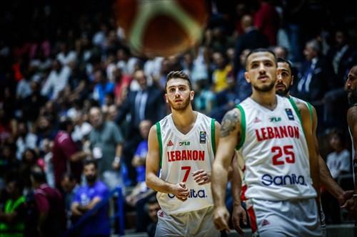 25 Ali Mezher (LBN), 7. Wael Arakji