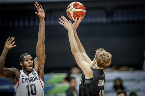10 Thomas Abercrombie (NZL), 10 Anthony Bennett (CAN)