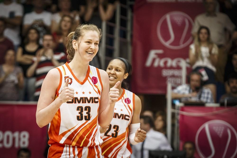 UMMC Ekaterinburg - EuroLeague Women 2017-18 - FIBA basketball