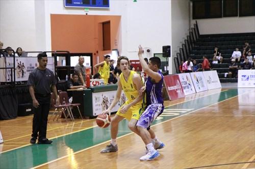 8 Nathan Sefo Luapo (SAM), 6 Kody Stattmann (AUS)