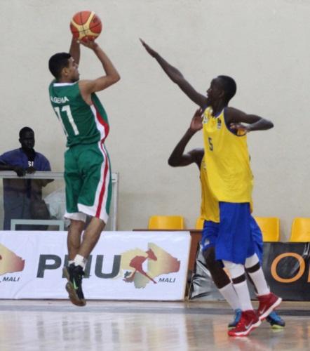 11 Mohammed Abdenour MEKANZIA (Algeria)