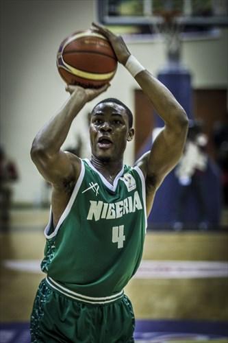 4 Benjamin Chukwukelo Uzoh (NGR)
