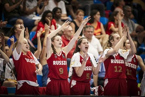 12 Sofia Kornienko (RUS), 9 Margarita Pleskevich (RUS), 5 Olesya Safonova (RUS)