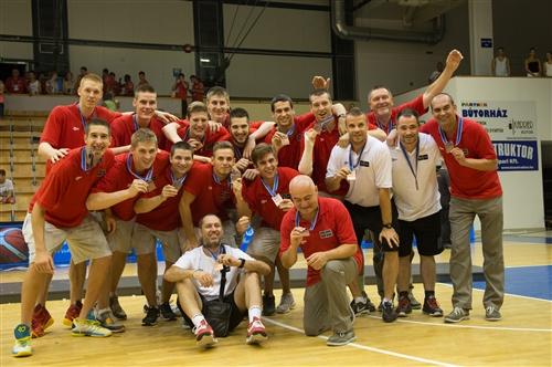 2015 FIBA U20 European Championship Division B