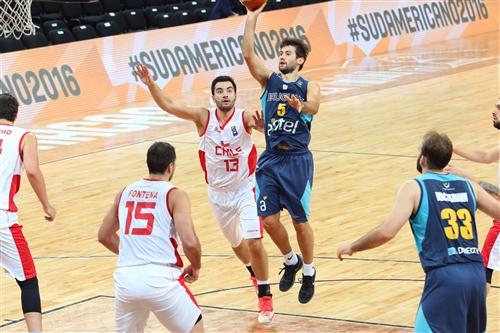 5 Bruno Fitipaldo (URU)