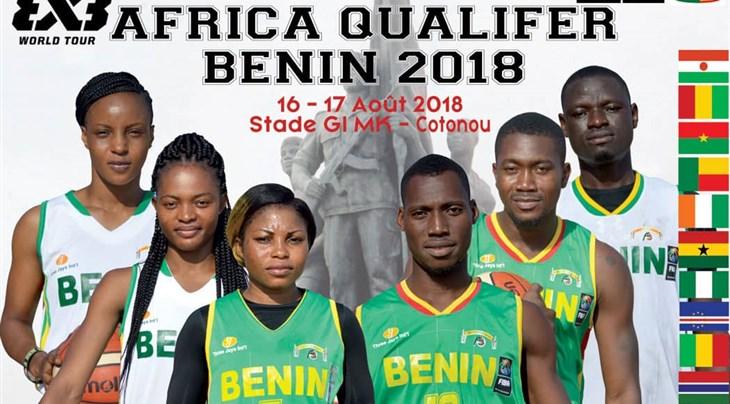 Onifade: ''Cotonou set for FIBA 3x3 Africa Cup Benin Qualifier''