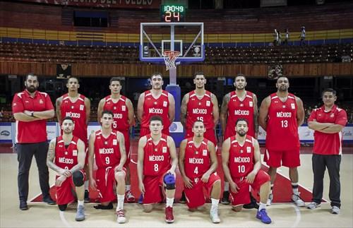 Mexico Team Photo
